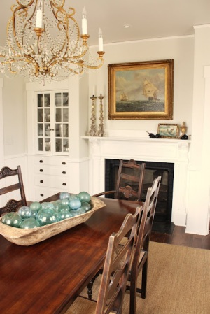 Http Fortheloveofahouse Blogspot Com   Dining Room Html