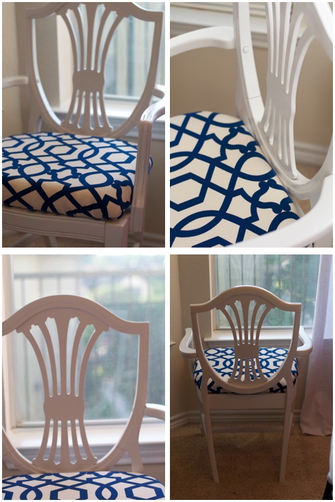 Gentil I Love This Look I Found Online Of A Refurbished Hepplewhite Chair With A  Wonderful Jonathan Adler Type Fabric U2026such A Clean, Fresh Way To Update  This ...