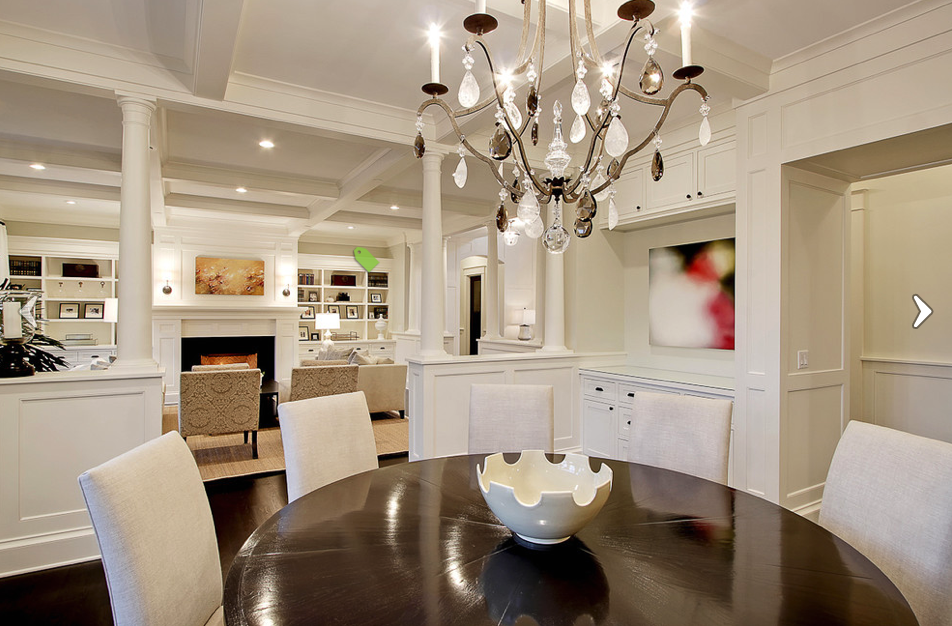 design http www houzz com photos 157331 dining room traditional dining