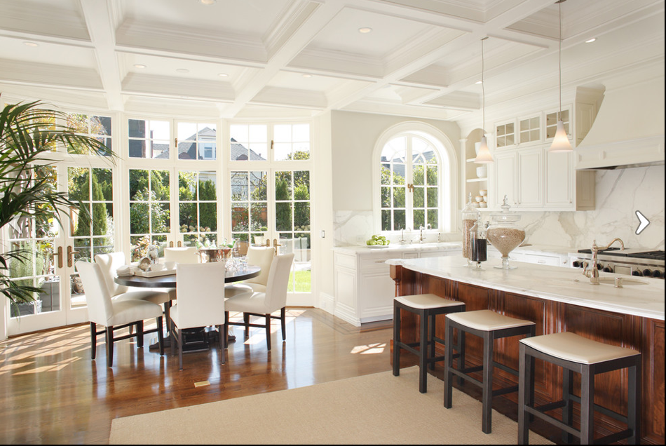 Mahogany furniture d cor Modern kitchen design ideas houzz
