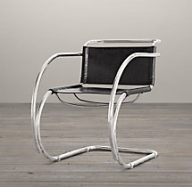 Cantilevered Armchair $625