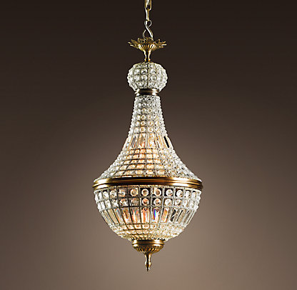 French Empire Chandelier
