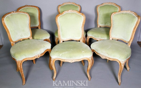 Mid 18th Century French Side Chairs