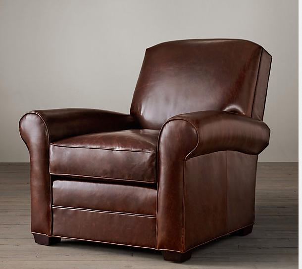 RH Lowell Club Chair $1595-$1865