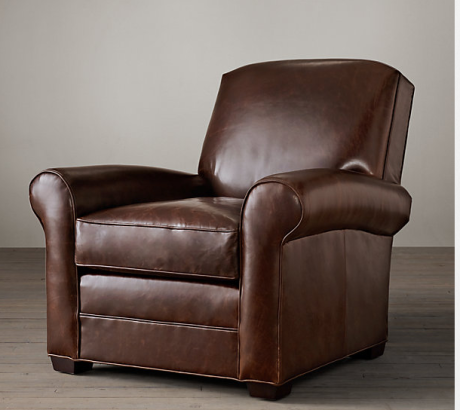 RH Lowell Club Chair $1595-$1865