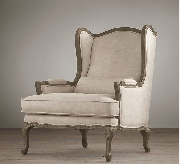 The RH Lorraine Chair $595-$710