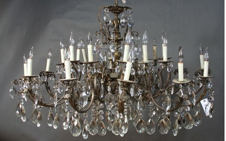 French StyleCrystal Chandelier