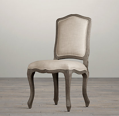 RH Vintage French Side Chair - $299.00