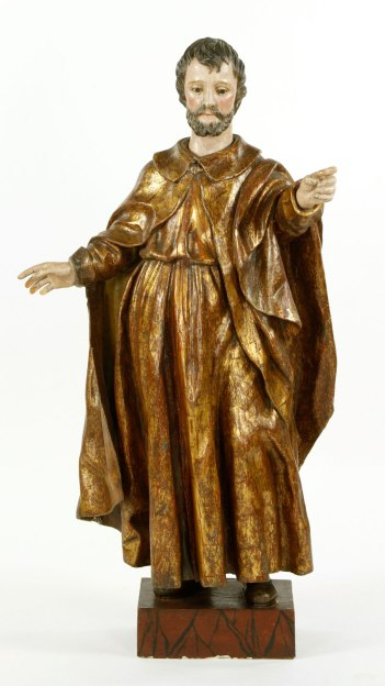 18th Century Italian carved figure