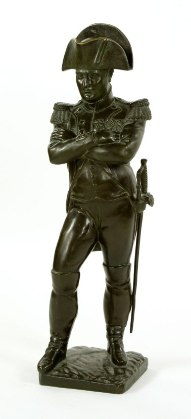 Bronze of Napoleon