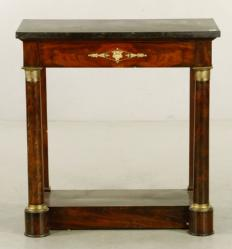 French Pier Table